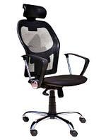 Офисное кресло Вегас Люкс хром Р