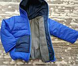 Детская куртка демисезонная Gery (1-3 года), фото 2