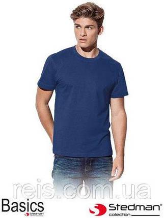 Мужская летняя футболка ST2100 NAV, фото 2