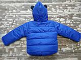 Детская куртка демисезонная Gery (1-3 года), фото 3