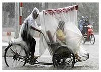 Полезные велосипедные аксессуары против непогоды