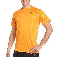 Футболка спортивная, мужская Puma 508806 05 Multi Poly Cat T-shirt пума