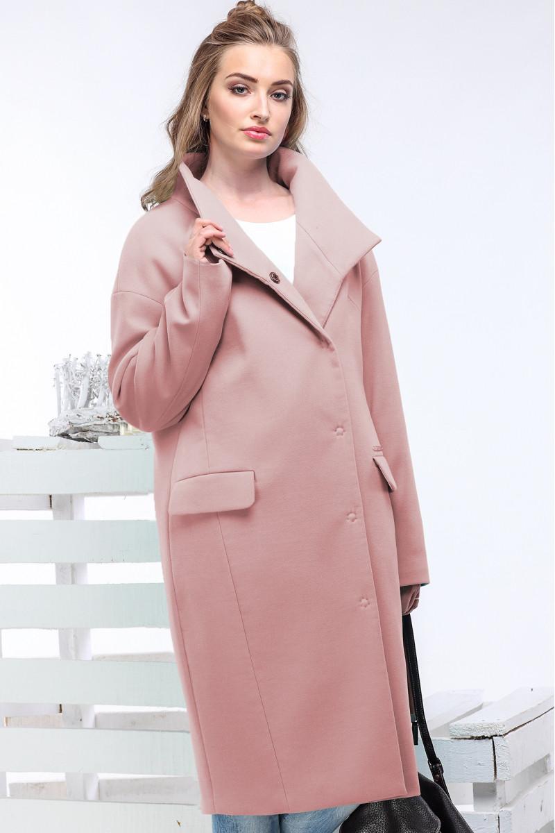 Шерстяное пальто кокон Nui Very