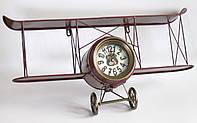 "Часы ""Аэроплан (65см)"""