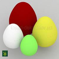Яйцо из пенопласта