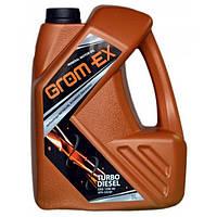 Моторное масло GROM-EX Turbo Diesel 15W-40 (7л.)