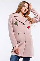 Пальто женское демисезонное короткое