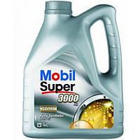 Моторное масло Mobil Super 3000 5w40 4л.