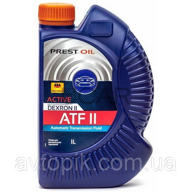 Трансмиссионное масло Prest Oil Dex-II (1л.)