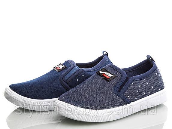 Детская обувь оптом. Детские кеды бренда Bluerama для девочек (рр. с 26 по 31), фото 2