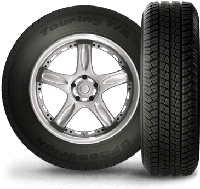 BFGOODRICH TOURING T/A 195/70R14 90T