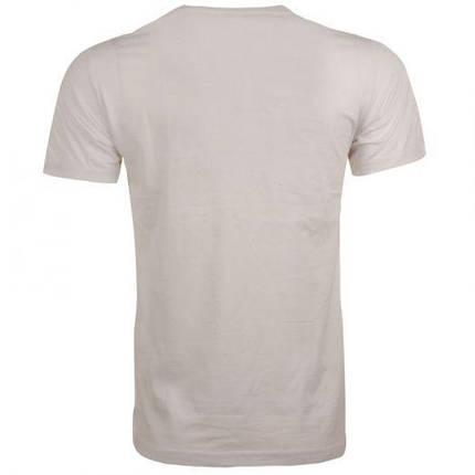 Мужская футболка  GLO-STORY AS18 MPO-5398 белая, фото 2