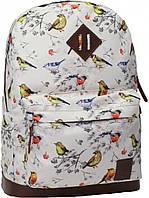 Украина Рюкзак Bagland Молодежный 17 л. сублимация (птица) (005336640), фото 1