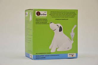 Ингалятор TURBO-DOGGY 2 маски для взрослых и детей (Г)