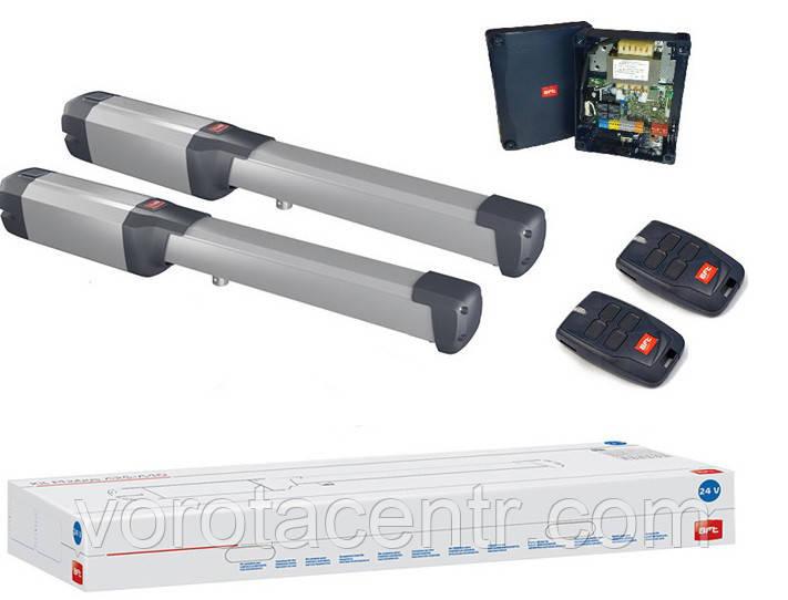Комплект автоматики для розпашних воріт BFT PHOBOS BT A40 kit