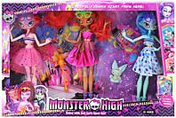 Шарнирные куклы Monster High ТК-905