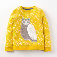 Свитер для девочки Owl Little Maven