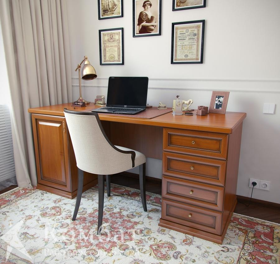 """Письменный столик из дерева """"Эстела"""""""
