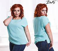 Блуза (6 цвета )от 42 до 56 р., фото 1