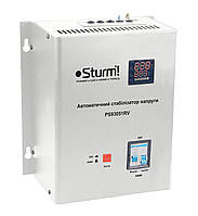 Стабилизатор напряжения релейный Sturm 5000 ВA настен PS93051RV