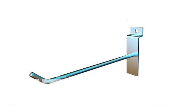 Крючки в экономпанель 15см хром, фото 2