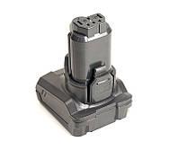 Аккумулятор PowerPlant для шуруповертов и электроинструментов AEG GD-RID-12 12V 3Ah Li-Ion (L1215), фото 1