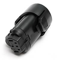 Аккумулятор PowerPlant для шуруповертов и электроинструментов AEG GD-RID-12 12V 2Ah Li-Ion (L1215), фото 1
