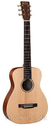 """Акустическая гитара MARTIN LX1 LITTLE MARTIN Дизайн гитары: Мини гитары, Мензура 23"""""""