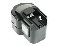 Аккумулятор PowerPlant для шуруповертов и электроинструментов AEG GD-AEG-12(A) 12V 2Ah NICD, фото 1