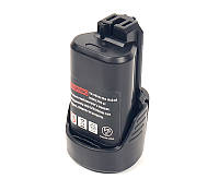 Аккумулятор PowerPlant для шуруповертов и электроинструментов BOSCH GD-BOS-10.8(B) 12V 2Ah Li-Ion, фото 1