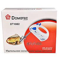 Ручной миксер Domotec DT-1002