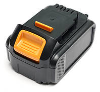 Аккумулятор PowerPlant для шуруповертов и электроинструментов DeWALT GD-DE-18(C) 18V 4Ah Li-Ion, фото 1