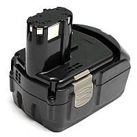 Аккумулятор PowerPlant для шуруповертов и электроинструментов HITACHI GD-HIT-18(B) 18V 4Ah Li-Ion, фото 1