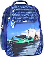Украина Рюкзак школьный Bagland Отличник 20 л. 225 синiй 58 м (0058070), фото 1