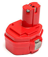 Аккумулятор PowerPlant для шуруповертов и электроинструментов MAKITA GD-MAK-14.4(A) 14.4V 2.5Ah NIMH, фото 1