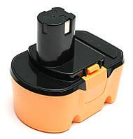 Аккумулятор PowerPlant для шуруповертов и электроинструментов RYOBI GD-RYO-14.4(A) 14.4V 3.3Ah NIMH, фото 1