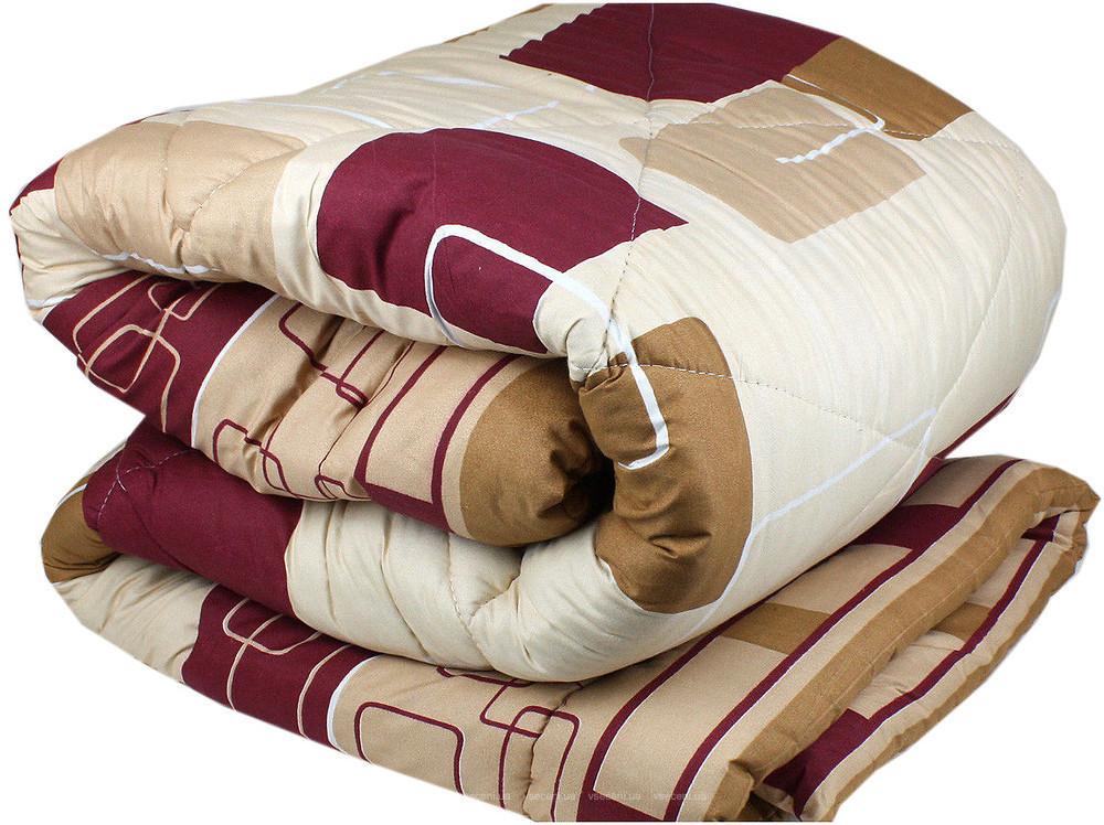 Одеяло ватное 140х205см