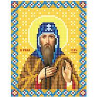 """Схема для вышивки бисером """"Икона """"Святой Захарий"""""""
