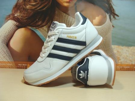 Кроссовки женские Adidas Haven (реплика) белые 41 р.
