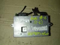 Блок управления интерфейсомAudiA6 C62004-20114E0035729A, 4F0910732K