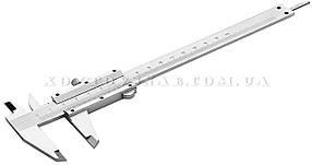 Штангенциркуль 150 мм (хромированная сталь) «Tolsen»