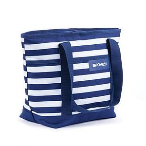Пляжная сумка Spokey Acapulco 839586 (original) Польша, термосумка, сумка-холодильник