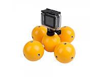 Плавающие шары поплавок для экшн камер GoPro, Xiaomi, SJCAM, EKEN