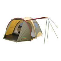 Надежная палатка 4-х местная GreenCamp Х-1036