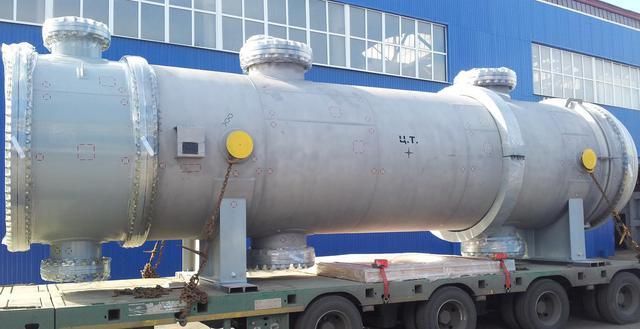 Относится ли теплообменник к оборудованию Паяный теплообменник испаритель Машимпэкс CHAF10-UM Ноябрьск