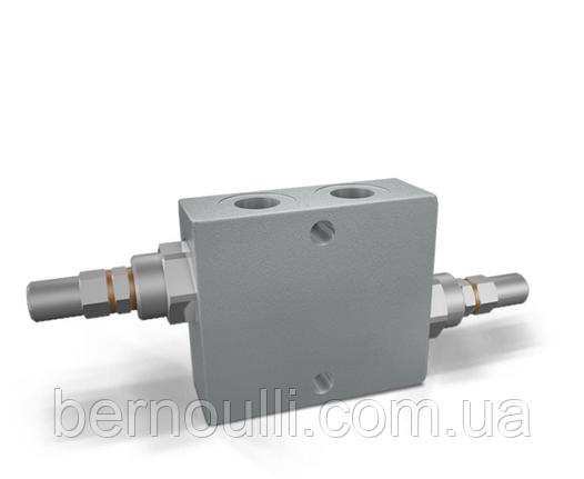 """Запобіжний клапан VAU 1/2"""" 10-180(80-300) BAR"""