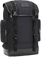Украина Рюкзак для ноутбука Bagland Palermo 25 л. Чёрный (0017966), фото 1