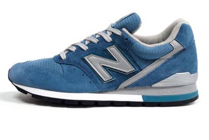 Мужские кроссовки New Balance 996 Denim Blue (Реплика ААА+)  продажа ... 22132389656