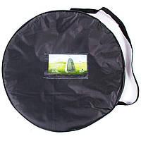 Зеленая палатка-душ 120*120*190см