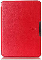 Чехол Leather case for Amazon Kindle 6 (7gen) Red